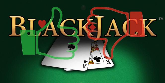 14 ความเข้าใจผิดทั่วไปเกี่ยวกับเกมแบล็คแจ็ค
